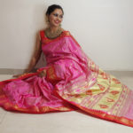 Paithani – The Pink Rouge